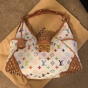 Louis Vuitton Multicolore Bag
